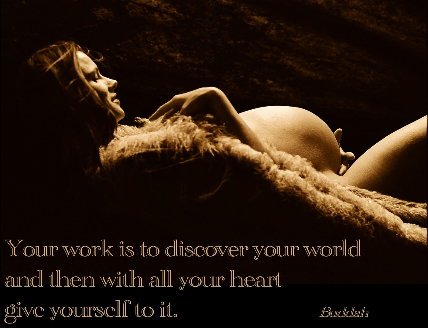 Kristen Eykel, Physical Training, Meditation, Birth, Doula, Becoming a mother