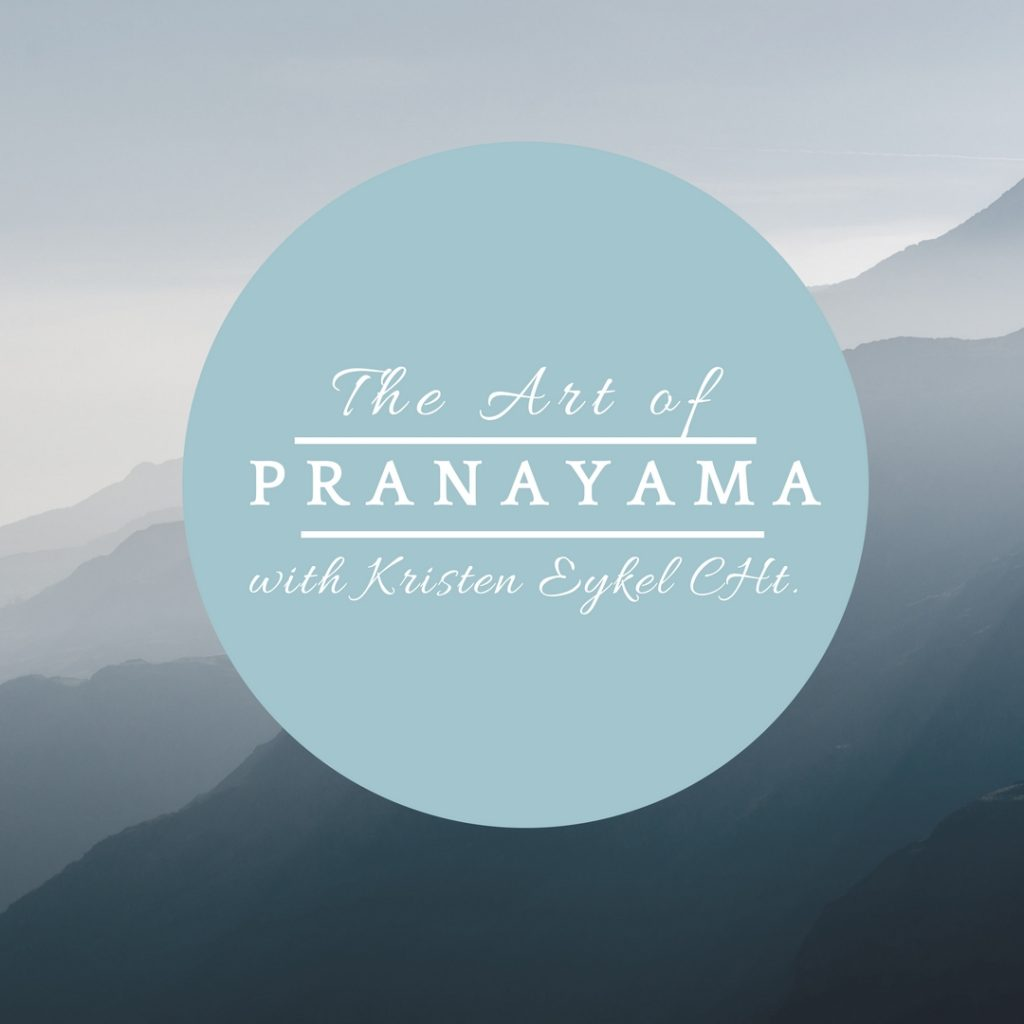 Kristen Eykel, Awareness, Treatment For Anxiety, Pranayama, Consciousness